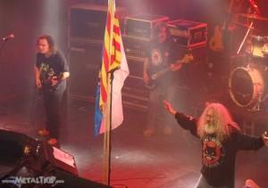 Los Suaves - Sala Razzmattaz (Barcelona) - 3/12/11