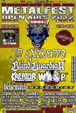Metalfest 12