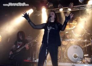 Moonspell - Sala Fanatic (Sevilla) - 3/12/11