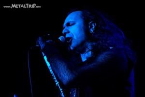 Moonspell - Sala Salamandra (Barcelona) - 7/12/11