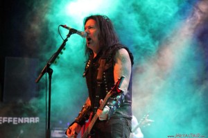 Morbid Angel - Eindhoven Metal Meeting 2011