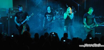 October Tide - Madrid Is The Dark Fest III