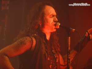 Moonspell - Sala Arena (Madrid) - 2/12/11