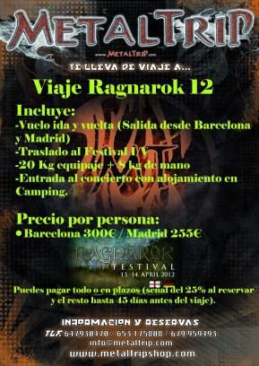 Viaje Organizado al Ragnarök 2012