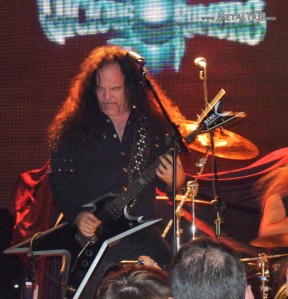 Vicious Rumors - Sala Arena (Madrid) - 7Dec11