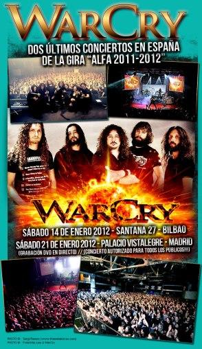 Warcry en Bilbao
