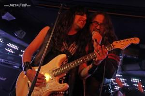 Ciclón - Sala Live (Madrid) - 28/01/12