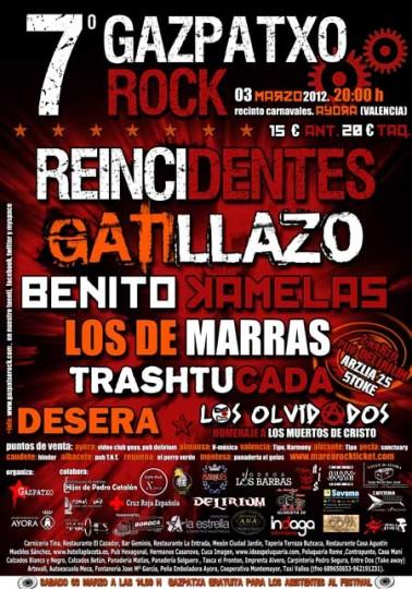 Gazpatxo Rock 2012