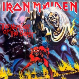"Iron Maiden - ""The number of the Beast"""