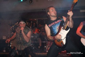Iron What? - Excalibur Metal (Madrid) - 20Ene12