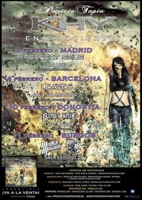 Khy en Barcelona