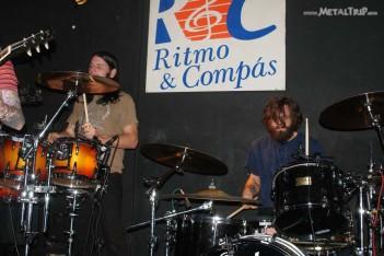 Kylesa - Sala Ritmo y Compás (Madrid) - 17Ene12