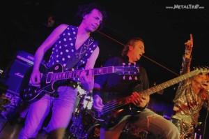 Lujuria - Sala Live (Madrid) - 28/01/12