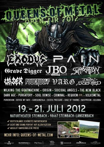 Queens of Metal Open Air