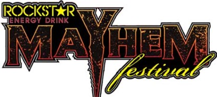 5º Rockstar Energy Drink Mayhem Festival