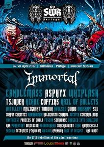SWR Barroselas Metalfest XV