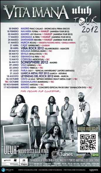 Uluh Tour 2012