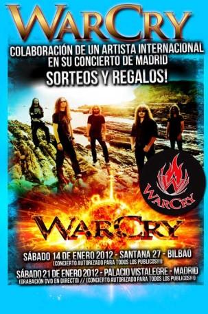 Warcry en Madrid