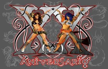 XX Aniversario Lujuria