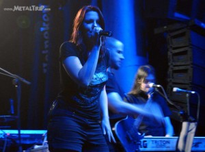 Benighted Souls - Sala Arena (Madrid) - 18/02/12