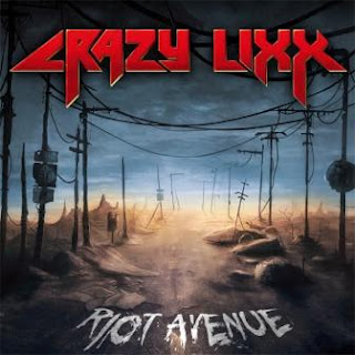 "Crazy Lixx - ""Riot Avenue"""