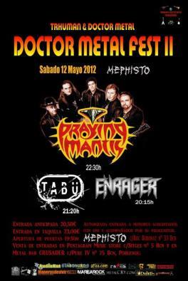 Doctor Metal Fest en Barcelona