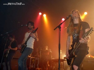 Pain Of Salvation - Sala Caracol (Madrid) - 20feb12
