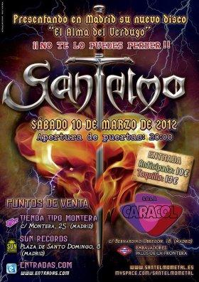 Santelmo en Madrid
