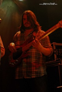 The Vegabonds - Sala Wurlitzer Ballroom (Madrid) - 22/02/12
