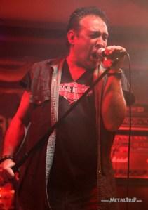 Tony Cuevas - Excalibur Metal (Madrid) - 3/02/12