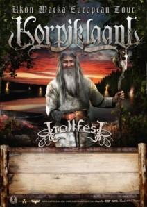 Tour Korpiklaani + Trollfest