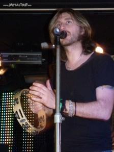 Uzzhuaïa - Sala Live (Madrid) - 4/02/2012