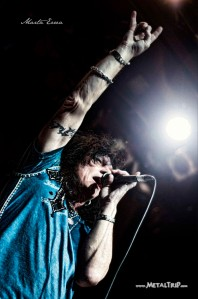 Appice, Vargas y Shortino - Sala Arena (Madrid) - 7Mar12
