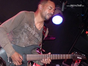 Tony Macalpine - Ritmo y Compás (Madrid) 15/03/12