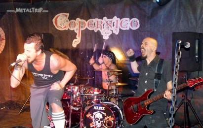 Dagoba - Sala Copernico (Madrid) - 16/03/12