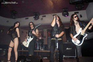 Iron Horse - Excalibur Metal (Madrid) - 3/03/12