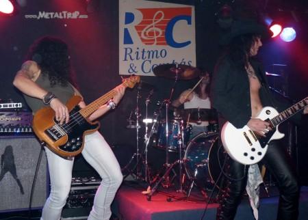 Sexplosion - Sala Ritmo y Compás (Madrid) - 10/03/12
