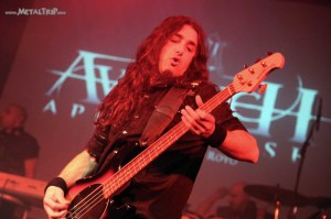 Avalanch - La Riviera (Madrid) - 3Mar12
