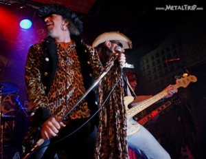 Burdel King - Sala Ritmo y Compás (Madrid) - 8/03/12
