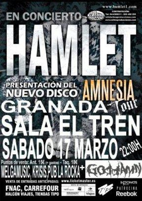 Hamlet en Granada