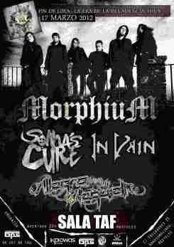 Morphium, en Móstoles