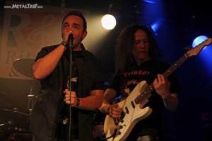 Panico Rising - Sala Ritmo y Compás (Madrid) - 3/03/12