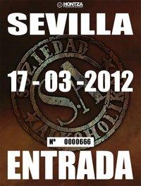 Soziedad Alkohólika en Sevilla