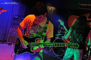 Stillness - Sala Bumerang (Guadalajara) - 9/03/12