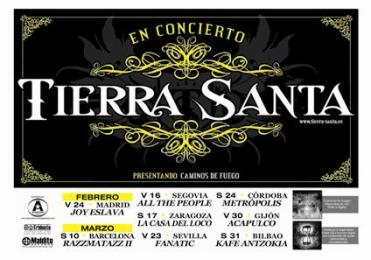 Tierra Santa en Sevilla